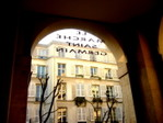 Marché St Germain