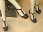 Shoes vitrine