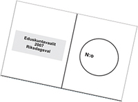 Vaalilippu